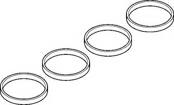 Комплект прокладок впускного коллектора ELRING 007.051