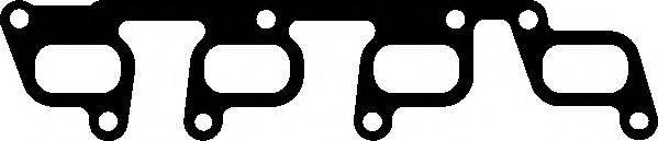 Прокладка выпускного коллектора ELRING 007.870