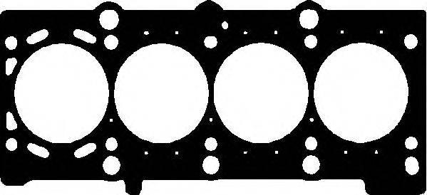 Прокладка головки блока цилиндров ELRING 495.790