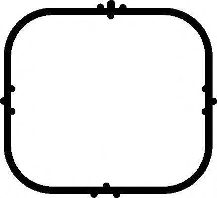 Прокладка впускного коллектора ELRING 489.870