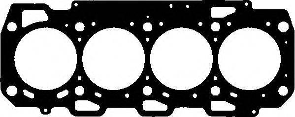 Прокладка головки блока цилиндров ELRING 008.822