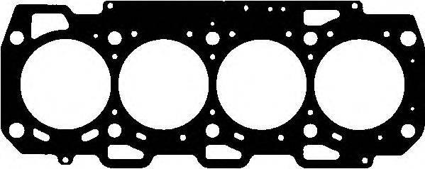 Прокладка головки блока цилиндров ELRING 008.832