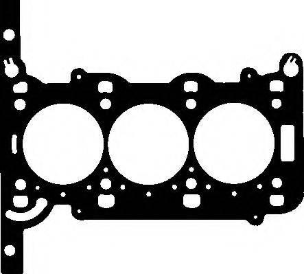 Прокладка головки блока цилиндров ELRING 493.151