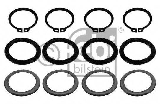 пальцевой комплект тормозных колодок FEBI BILSTEIN 01139
