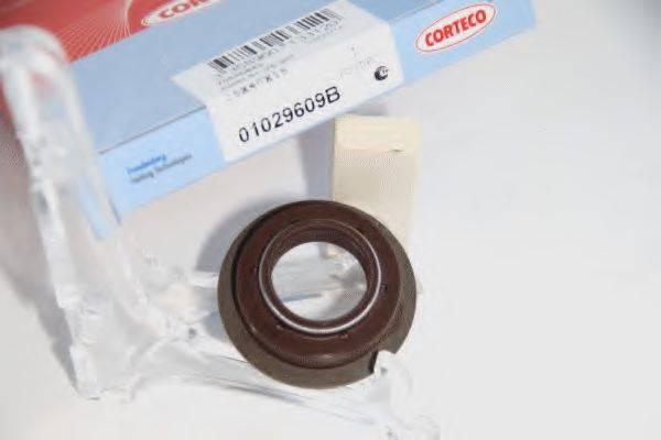 Уплотняющее кольцо, ступенчатая коробка передач CORTECO 01029609B