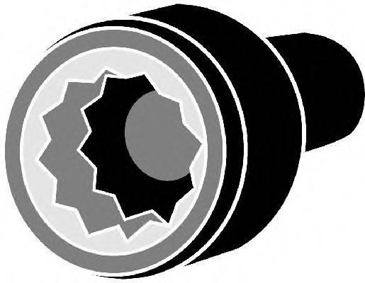 Комплект болтов головки цилидра CORTECO 49362930