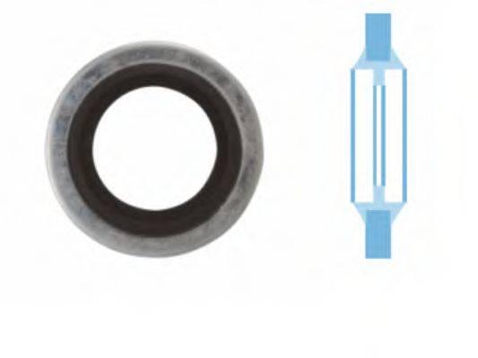 Уплотнительное кольцо сливной пробки CORTECO 006339S
