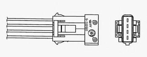Лямбда-зонд NGK 0070
