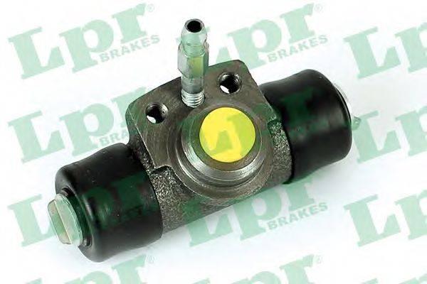 Колесный тормозной цилиндр LPR 4912
