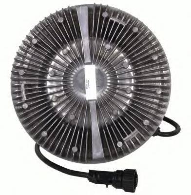 Сцепление вентилятора радиатора NRF 49002