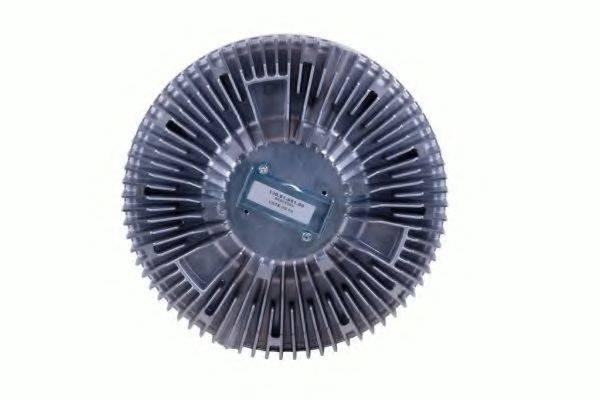 Сцепление вентилятора радиатора NRF 49010