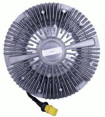 Сцепление вентилятора радиатора NRF 49019
