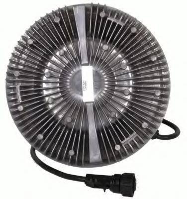 Сцепление вентилятора радиатора NRF 49025
