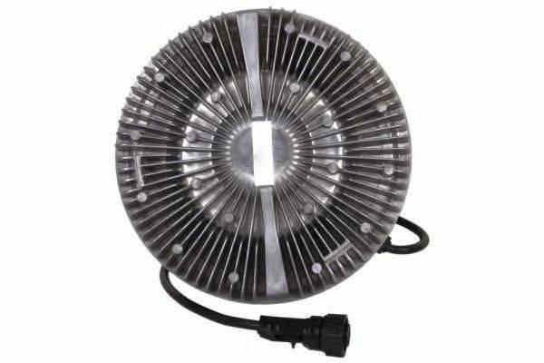 Сцепление вентилятора радиатора NRF 49026