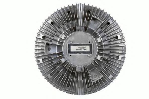 Сцепление вентилятора радиатора NRF 49031