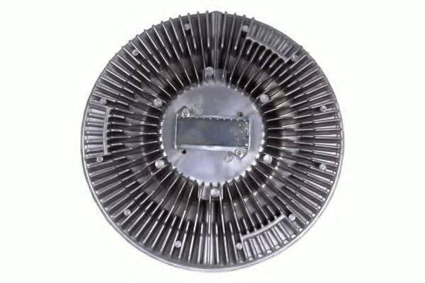 Сцепление вентилятора радиатора NRF 49036