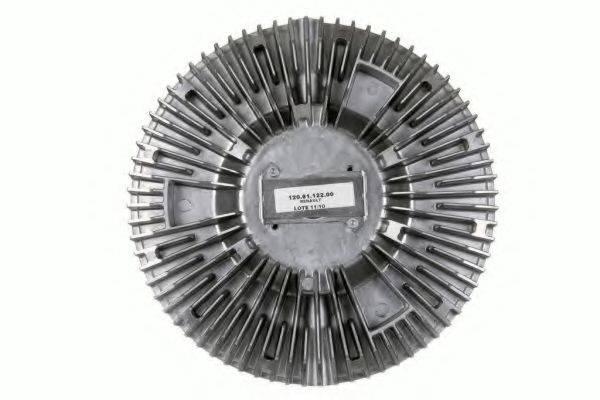 Сцепление вентилятора радиатора NRF 49038