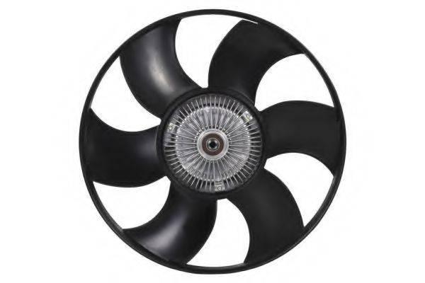 Сцепление вентилятора радиатора NRF 49539