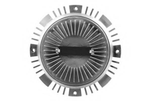 Сцепление вентилятора радиатора NRF 49550