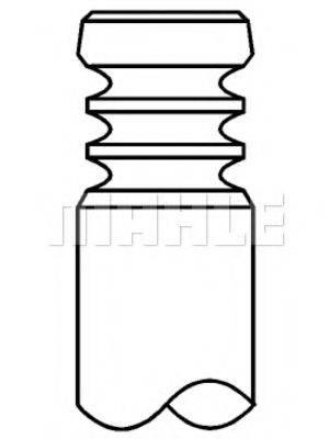 Выпускной клапан MAHLE ORIGINAL 001 VA 31769 000
