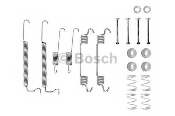 Комплектующие, тормозная колодка BOSCH 1 987 475 312