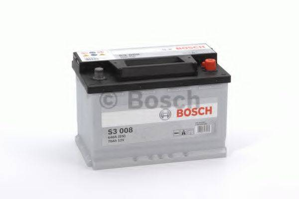Аккумулятор автомобильный (АКБ) BOSCH 0 092 S30 080