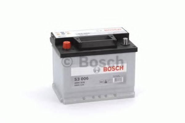 Аккумулятор автомобильный (АКБ) BOSCH 0 092 S30 060
