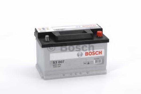 Аккумулятор автомобильный (АКБ) BOSCH 0 092 S30 070