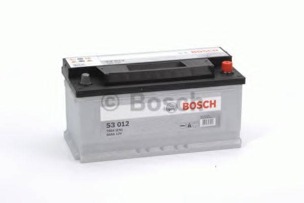 Аккумулятор автомобильный (АКБ) BOSCH 0 092 S30 120
