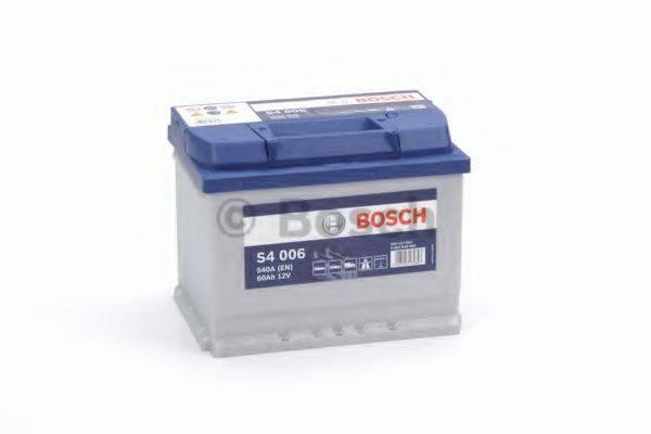 Аккумулятор автомобильный (АКБ) BOSCH 0 092 S40 060