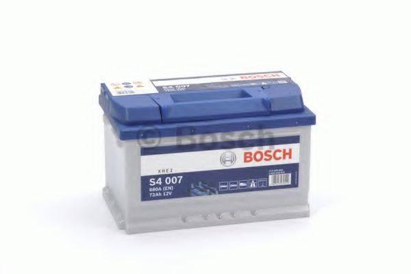 Аккумулятор автомобильный (АКБ) BOSCH 0 092 S40 070