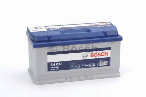 Аккумулятор автомобильный (АКБ) BOSCH 0 092 S40 130