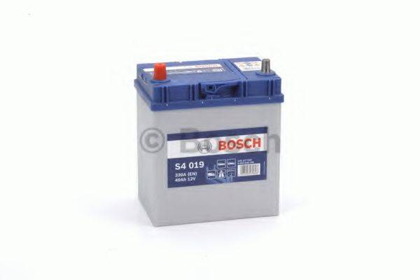 Аккумулятор автомобильный (АКБ) BOSCH 0 092 S40 190