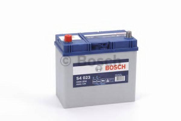 Аккумулятор автомобильный (АКБ) BOSCH 0 092 S40 230
