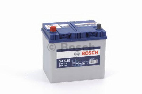Аккумулятор автомобильный (АКБ) BOSCH 0 092 S40 250