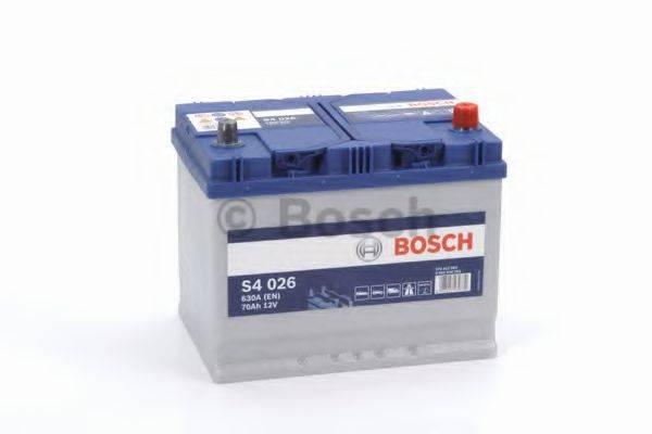 Аккумулятор автомобильный (АКБ) BOSCH 0 092 S40 260