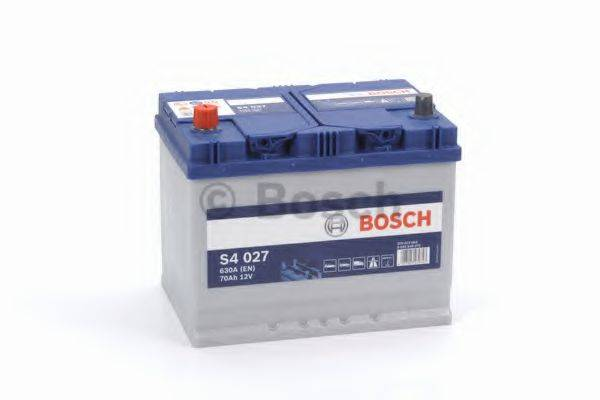 Аккумулятор автомобильный (АКБ) BOSCH 0 092 S40 270