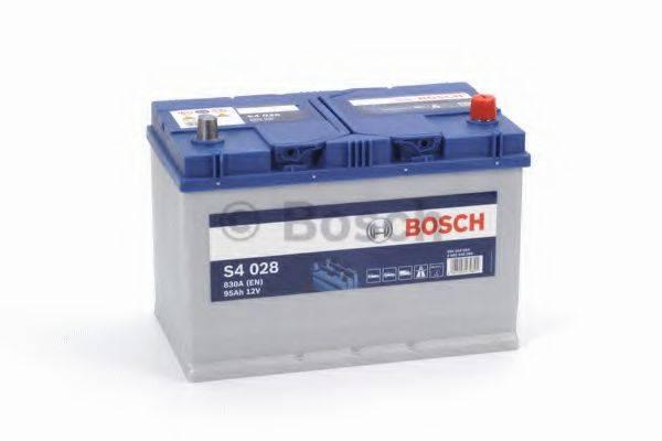 Аккумулятор автомобильный (АКБ) BOSCH 0 092 S40 280