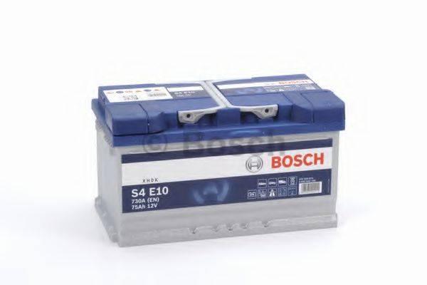 Аккумулятор автомобильный (АКБ) BOSCH 0 092 S4E 100