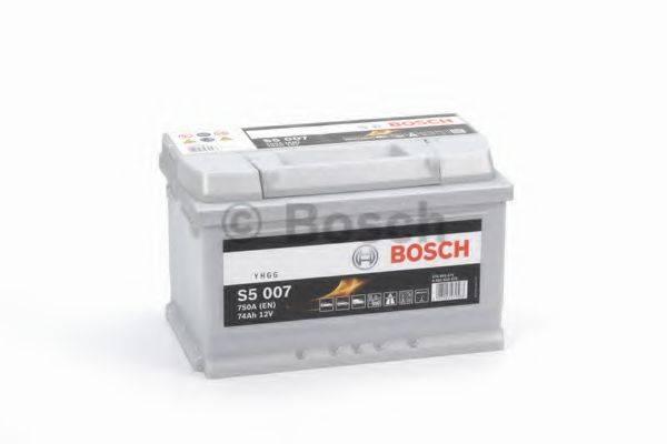 Аккумулятор автомобильный (АКБ) BOSCH 0 092 S50 070