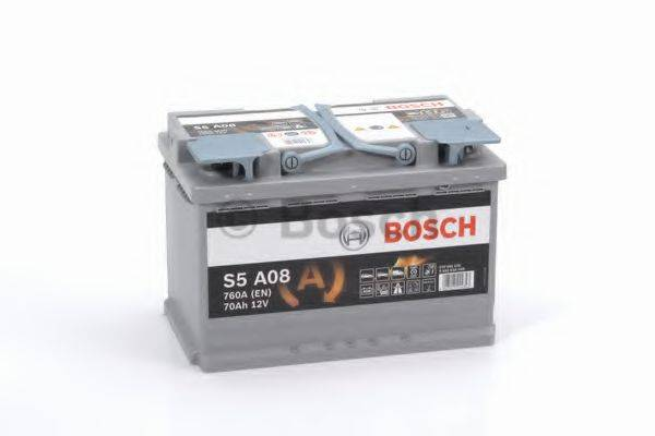 Аккумулятор автомобильный (АКБ) BOSCH 0 092 S5A 080