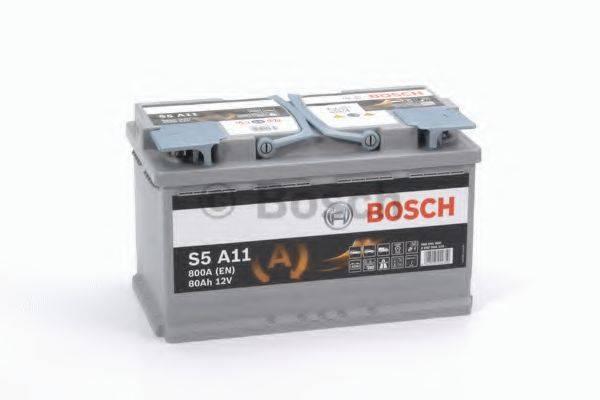 Аккумулятор автомобильный (АКБ) BOSCH 0 092 S5A 110
