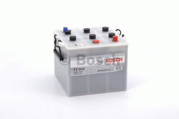 Аккумулятор автомобильный (АКБ) BOSCH 0 092 T30 420