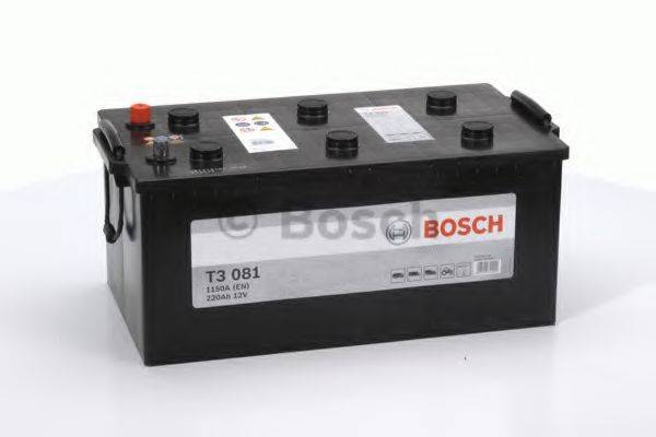 Аккумулятор автомобильный (АКБ) BOSCH 0 092 T30 810