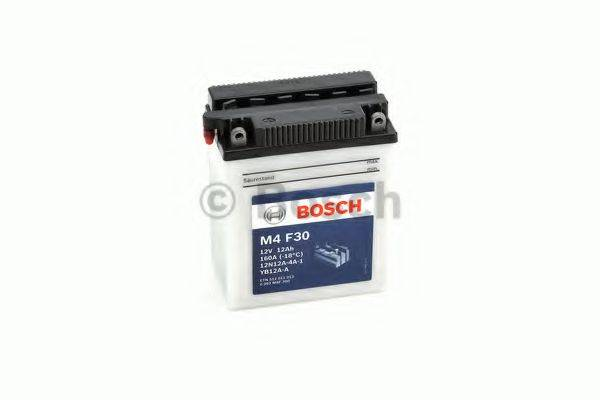 Аккумулятор автомобильный (АКБ) BOSCH 0 092 M4F 300