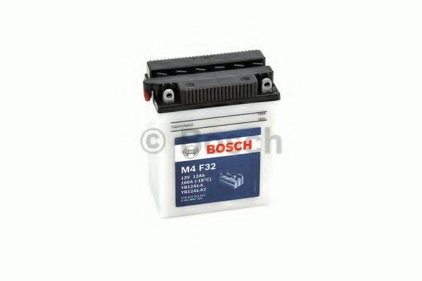 Аккумулятор автомобильный (АКБ) BOSCH 0 092 M4F 320