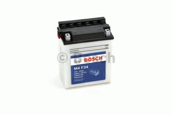 Аккумулятор автомобильный (АКБ) BOSCH 0 092 M4F 340