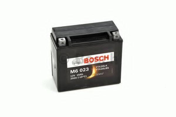 Аккумулятор автомобильный (АКБ) BOSCH 0 092 M60 230