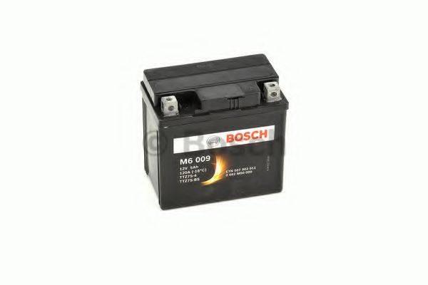 Аккумулятор автомобильный (АКБ) BOSCH 0 092 M60 090