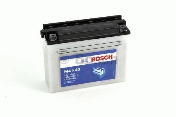 Аккумулятор автомобильный (АКБ) BOSCH 0 092 M4F 400